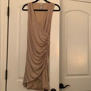Dresses & Skirts - Goldish Dress